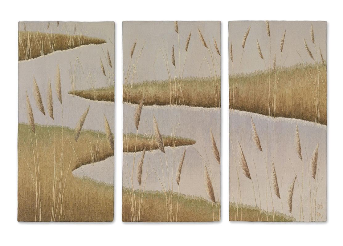 Grass Triptych