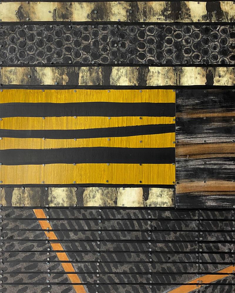 Gold Stripe 1