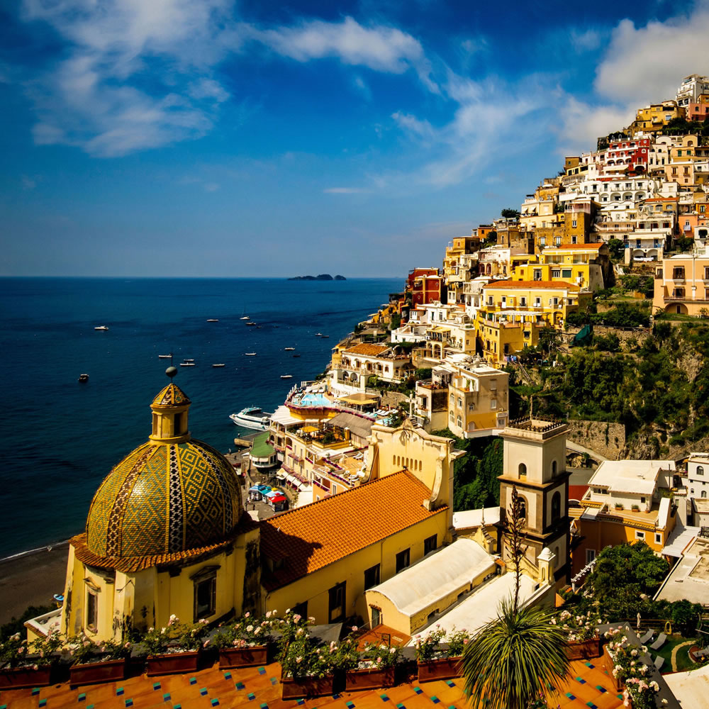 Room with a View, Positano