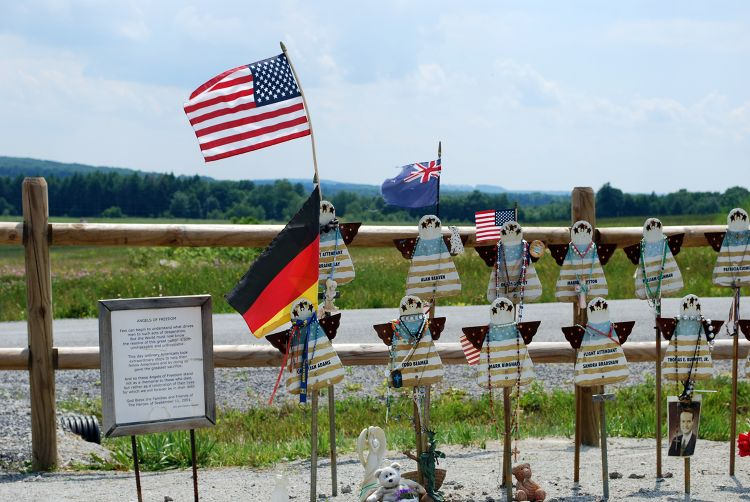 Angels of Freedom - Shanksville, PA