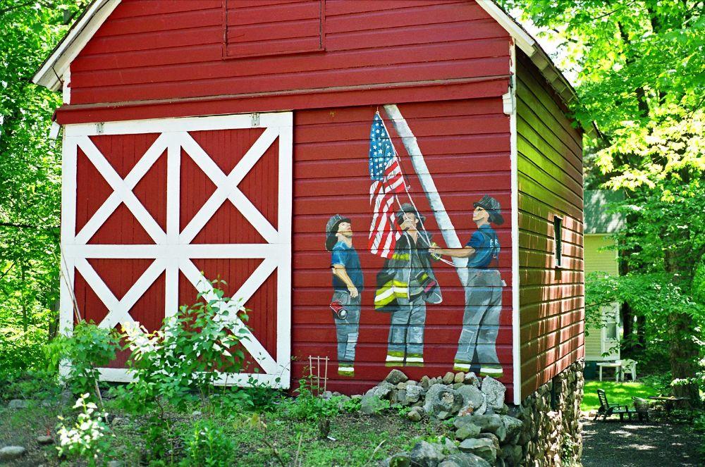 Three Firefighters - Allendale, NJ